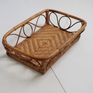 Vintage small basket/tray